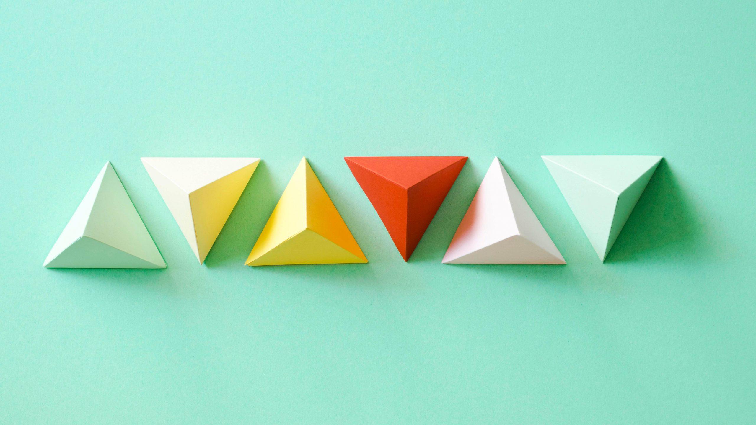 Cálculo Del Volumen De La Pirámide Fórmula Y Ejercicios