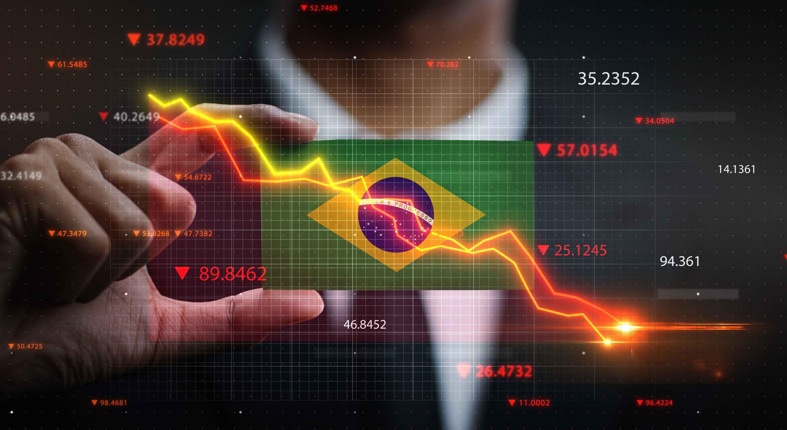 Ciclos económicos de Brasil.