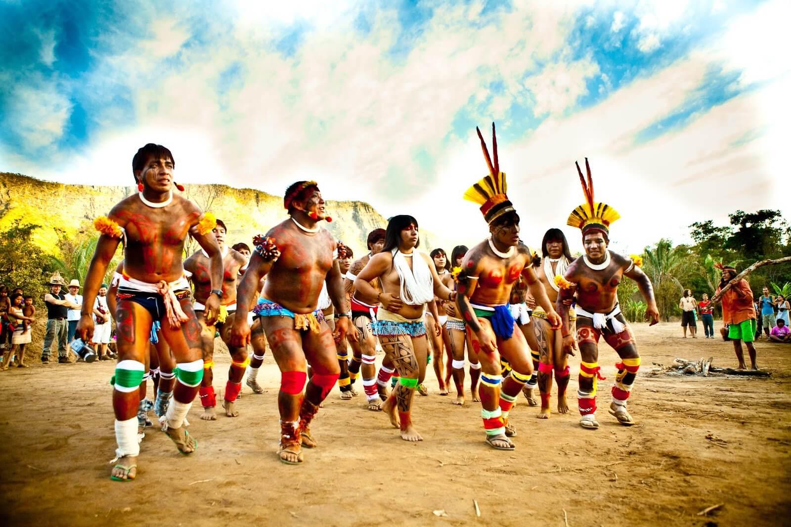 Cultura Tupí-Guaraní