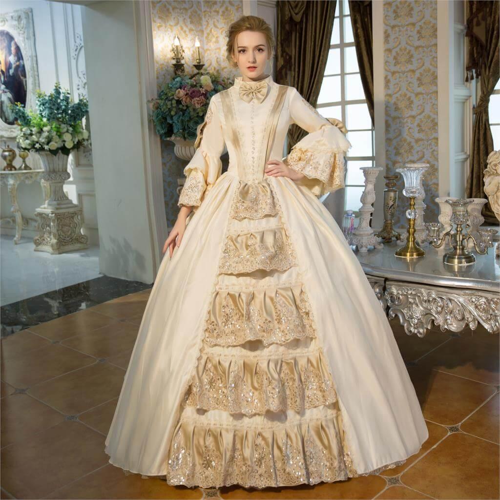 Era victoriana vestidos