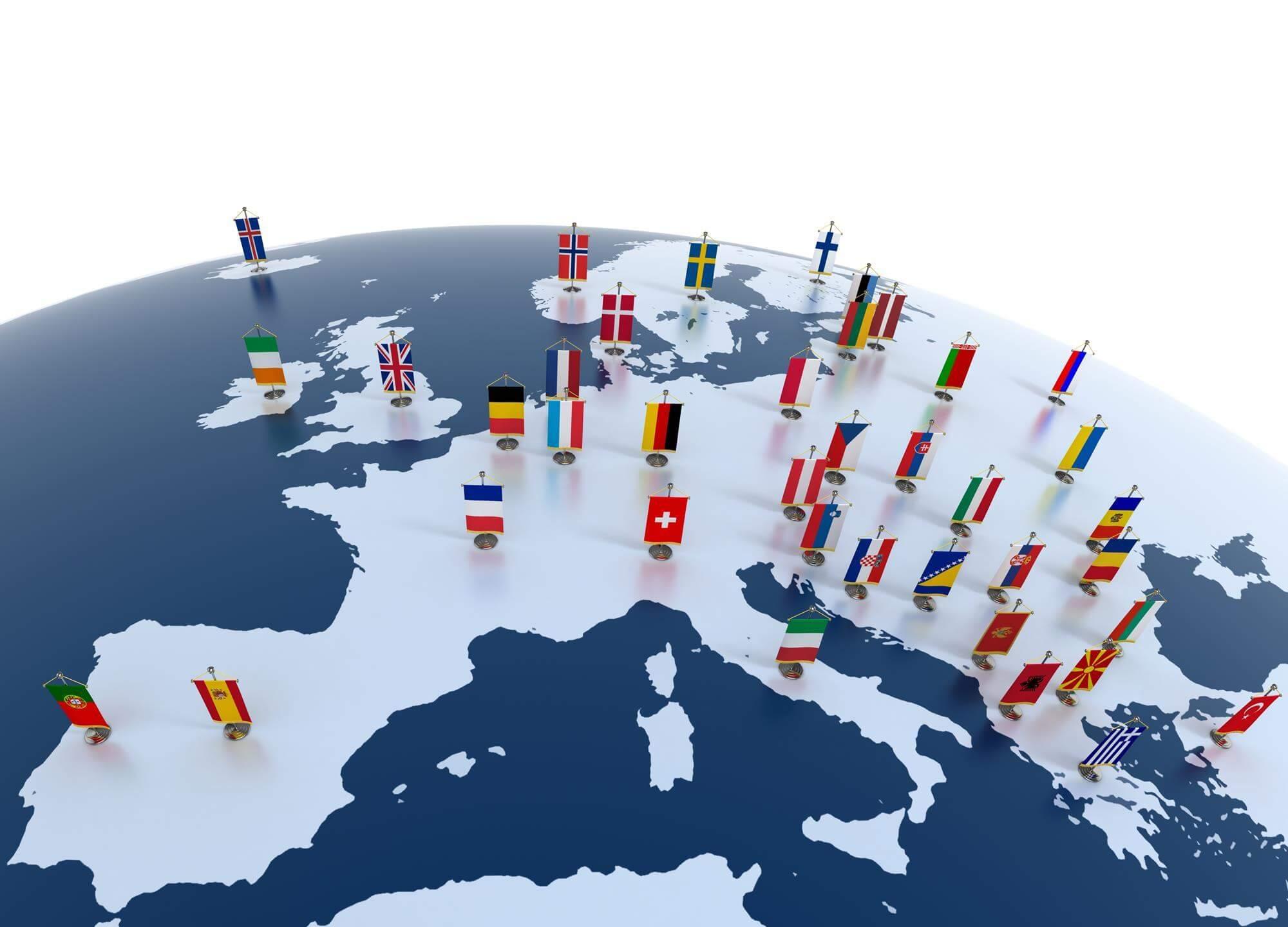 Regímenes totalitarios en Europa