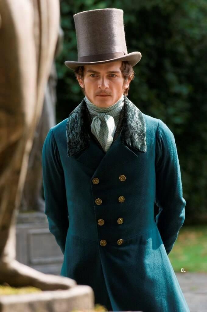 estilo victoriano hombre
