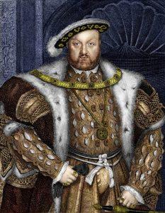 monarquía absolutista inglesa es el reinado de Enrique VIII