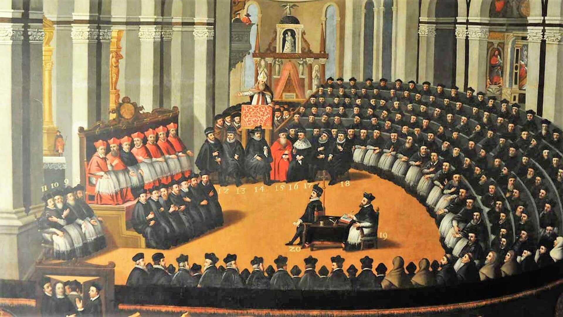 Contrarreforma o Reforma católica