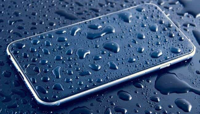 telefono para agua