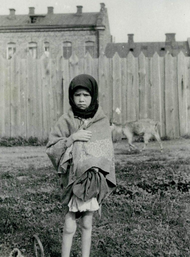 Foto tomada por Alexander Wienerberger durante el Holodomor